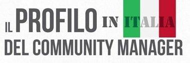 Il profilo del Community Manager in Italia [INFOGRAFICA]