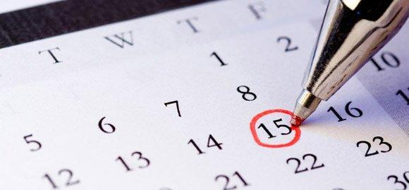 Facebook: in arrivo un nuovo calendario per gli eventi