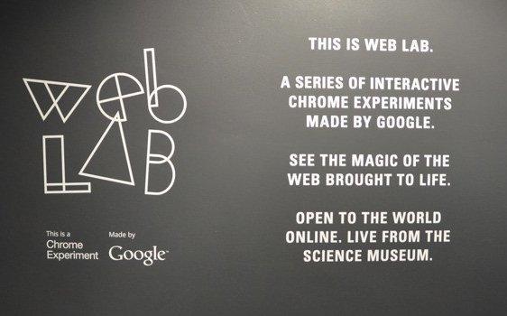 Google Web Lab: il futuro secondo Google!