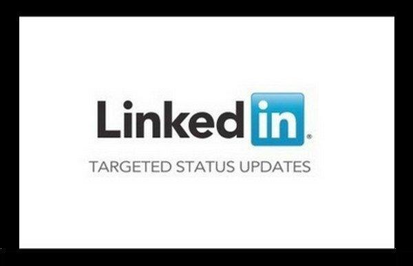 "I nuovi Targeted Status Update di LinkedIn per aggiornamenti ""su misura"""