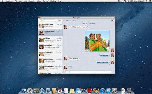 OS X Mountain Lion: disponibile il download