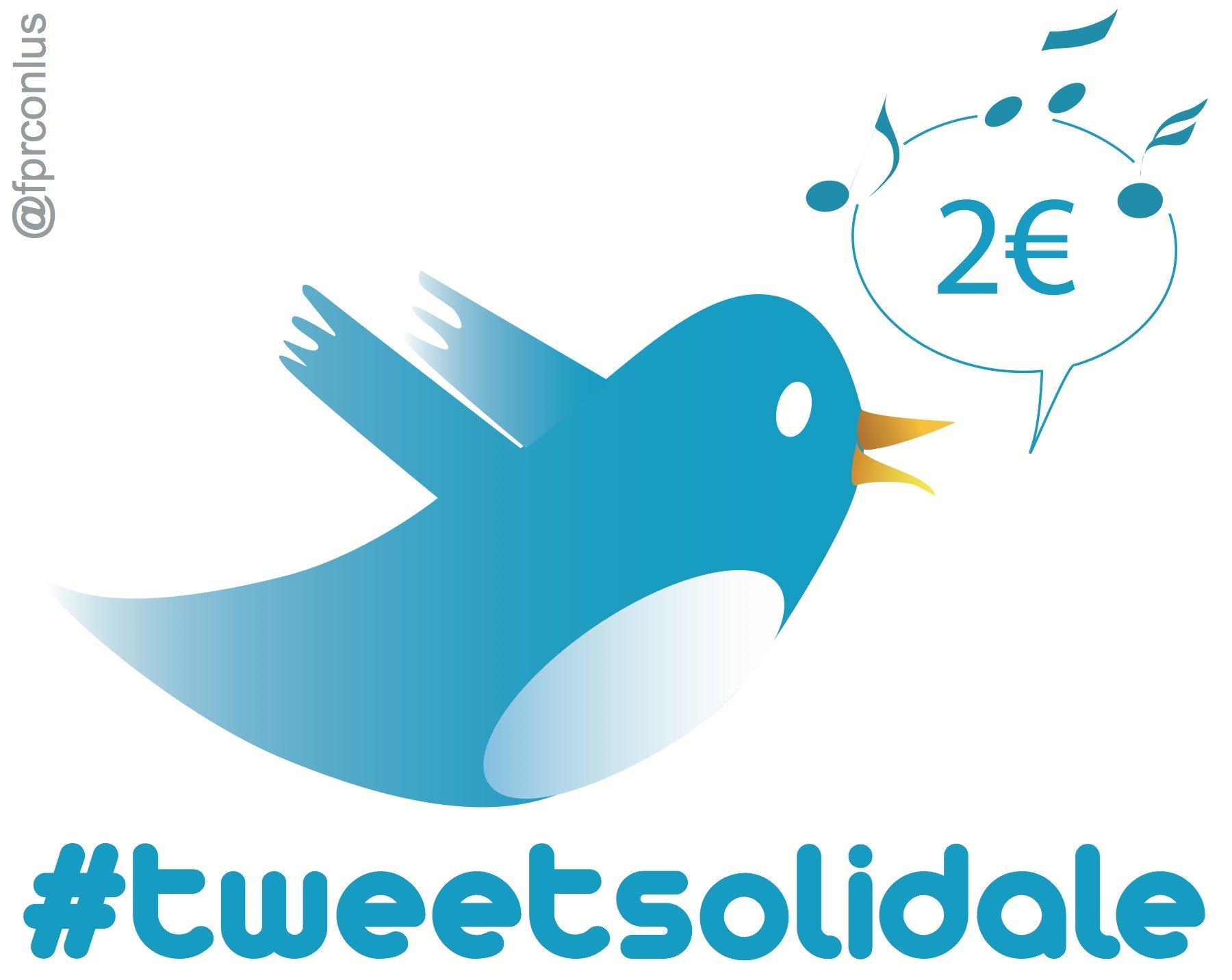 Tweetsolidale: cinguettate per aiutare la ricerca!