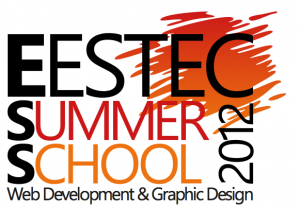 EESTEC Summer School, Graphic Design e Web Development a Trieste