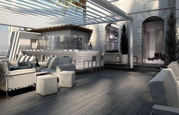 LVMH inaugura nuovi hotel di lusso a Saint Tropez e Londra