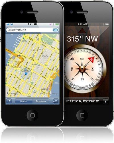 La Mappe del Tesoro, Apple pirata della Geolocalizzazione!