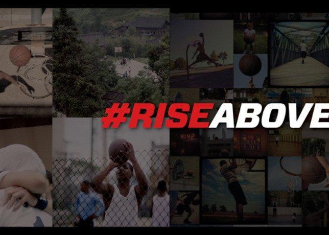 #Riseabove Nike, la campagna-racconto di Michael Jordan