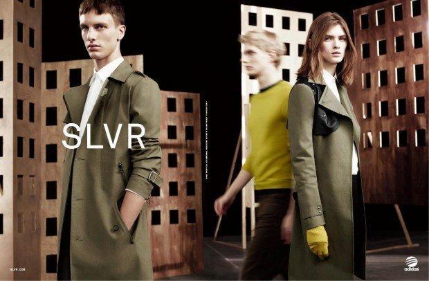 Adidas omaggia Fritz Lang per la nuova collezione SLVR