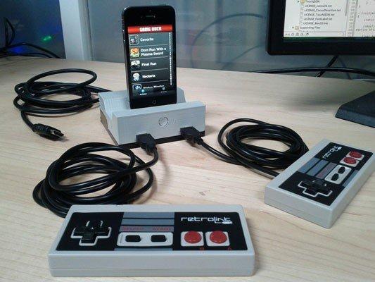 GameDock, una sala giochi vintage nell'iPhone e nell'iPad