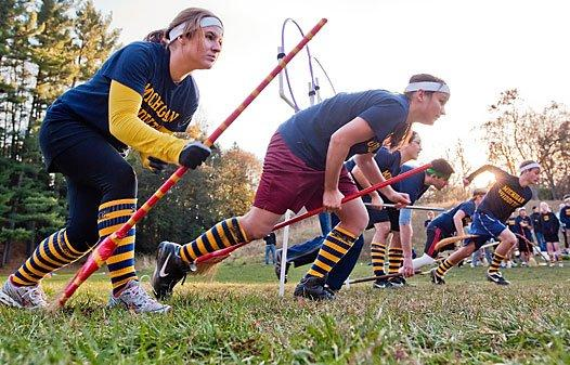 Il Quidditch arriva agli International Summer Games di Oxford!