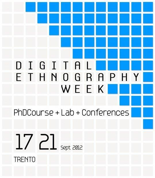 Digital Ethnography Week: Dal 17 al 21 settembre tutto sulla Netnografia [EVENTO]