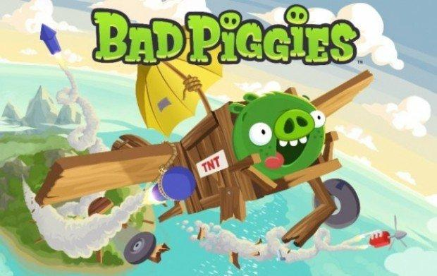 Arriva Bad Piggies, il nuovo gioco dai creatori di Angry Birds [BREAKING NEWS]