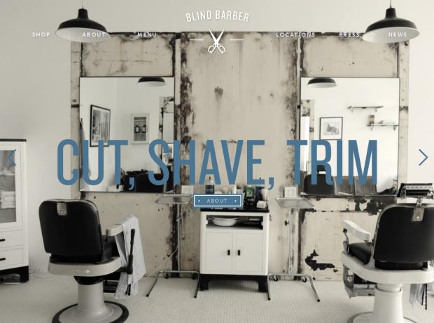 Negli USA anche un barbiere riesce a fare branding con Internet