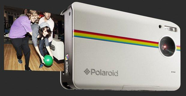 Instant Digital Camera Z2300, la Polaroid diventa super tech!