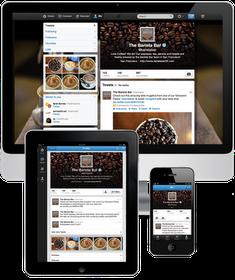 Prima strategia mobile e nuovo design dei profili per Twitter [BREAKING NEWS]