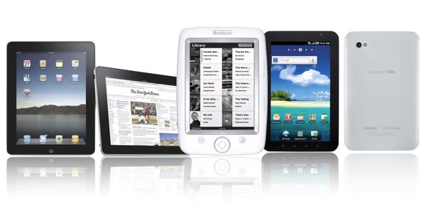 Editoria senza confini grazie ai tablet