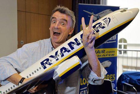 A lezione di cattiva reputazione da Ryanair