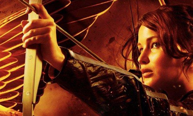 The Hunger Games: il contest su Foursquare della catena HMV