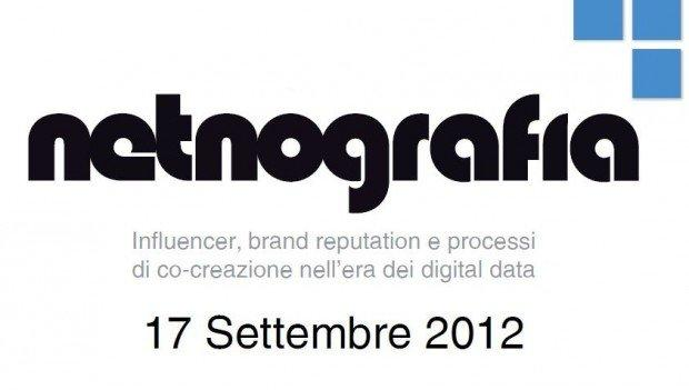 Il 17 settembre appuntamento con la Netnografia per sole aziende! [EVENTO]