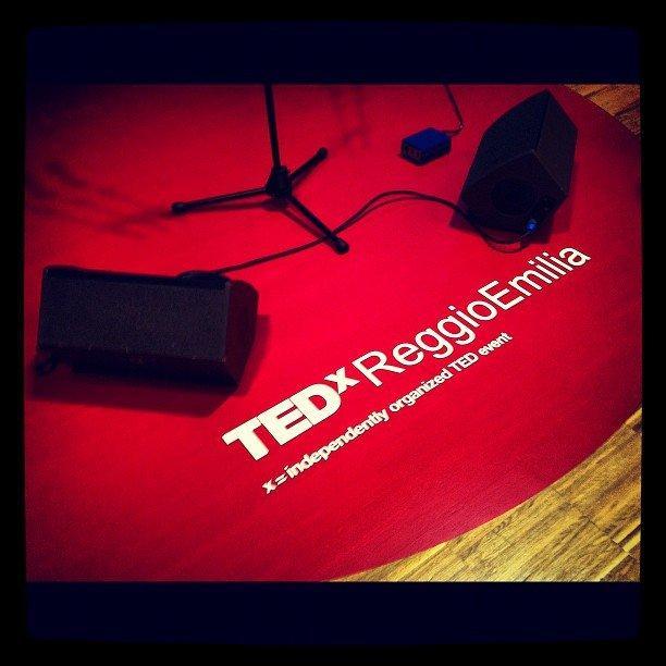 TEDx Reggio Emilia: una giornata all'insegna delle idee anti crisi [NINJA REPORT]