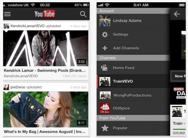 Youtube rilascia finalmente la sua app ufficiale [BREAKING NEWS]