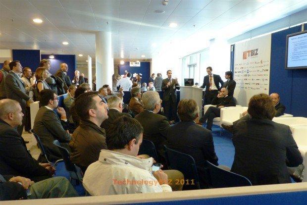 Business Devils: l'area dedicata alle startup a TechnologyBIZ 2012