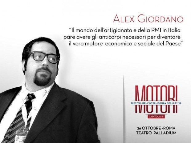 Motori: il Festival dell'intelligenza collettiva a Roma