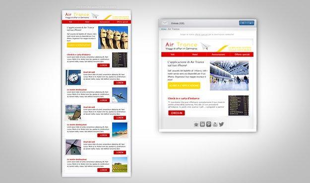 Email marketing: la gerarchia delle informazioni