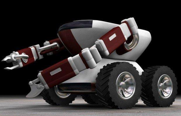 Robot V.I.N.: il Terminator dei vigneti sta arrivando!