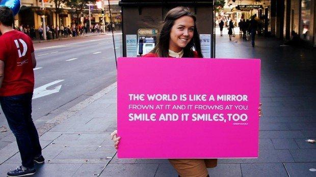 Euro RSCG regala cookies al prezzo di un sorriso