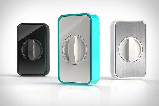 Dimentica le chiavi, con Lockitron le porte le apri con lo smartphone!