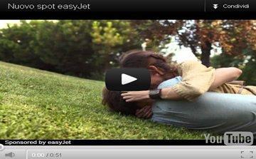 EasyJet vola dritta al cuore degli italiani [VIDEO]