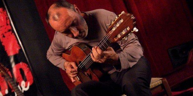 Studio35Live: il ciclo si chiude con il live concert di Fausto Mesolella!