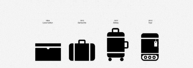 Hop!: non perderete mai più la valigia in aeroporto!