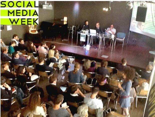 Social Media Week Torino: un grande successo! [NINJA REPORT]