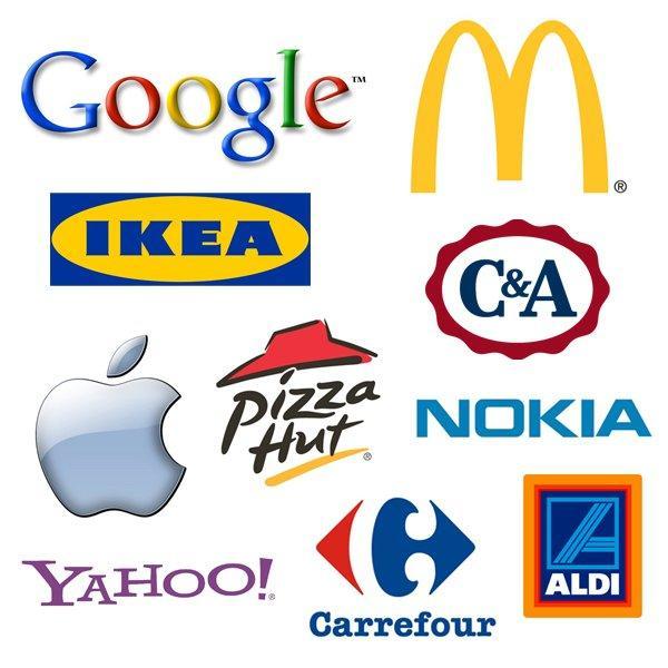 I 10 brand più semplici al mondo