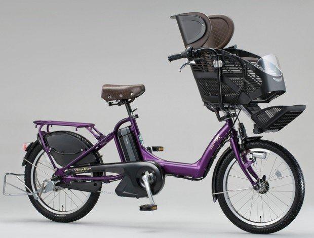 Bici high-tech per mamme e papà eco friendly.