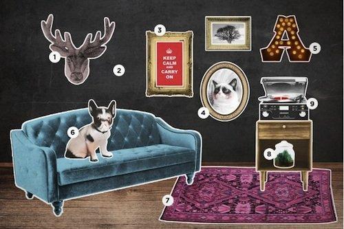 Cosa aspettarsi in una casa Hipster?
