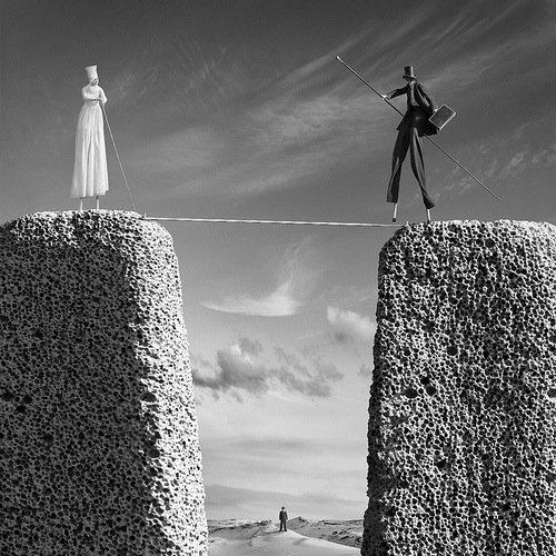 Le foto surreali di Dariusz Klimczak [INTERVISTA]