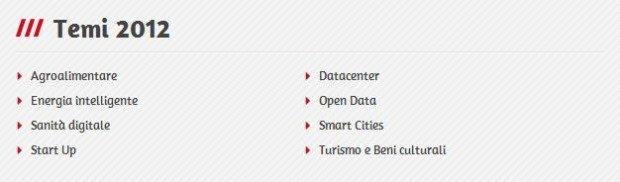 TechnologyBIZ 2012: gli appuntamenti da non perdere