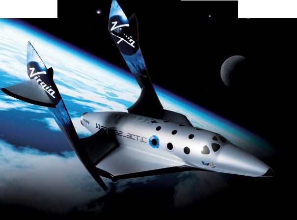 Virgin, al viaggiatore più frequente un viaggio nello spazio in regalo!