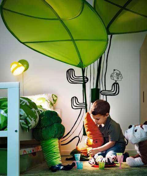 IKEA si impegna a produrre tanta energia quanta ne consuma entro il 2020