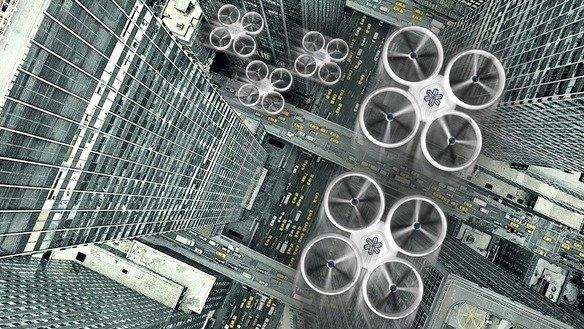 Matternet, il drone salvavita