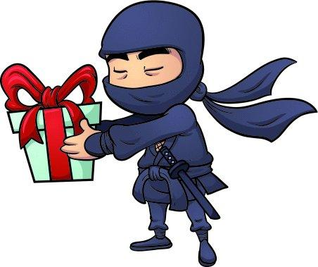 Ninja Candy
