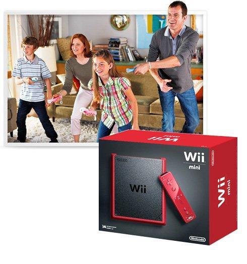 Svelata la nuova Nintendo Wii Mini