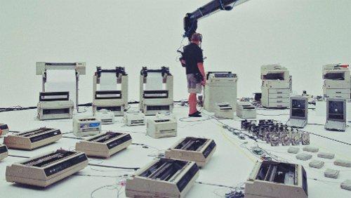 Printer Orchestra, Bob Dylan suonato da vecchie stampanti [VIDEO]