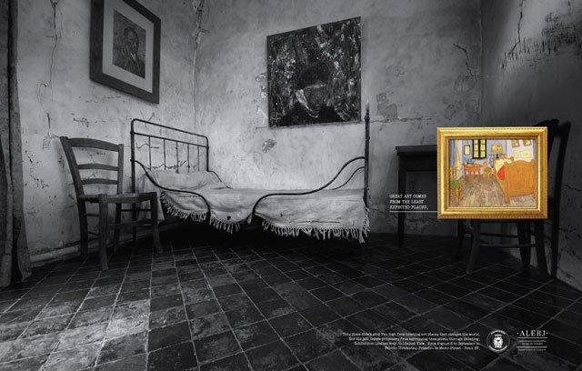 Esposizione d'arte dei carcerati della prigione di Rio de Janeiro