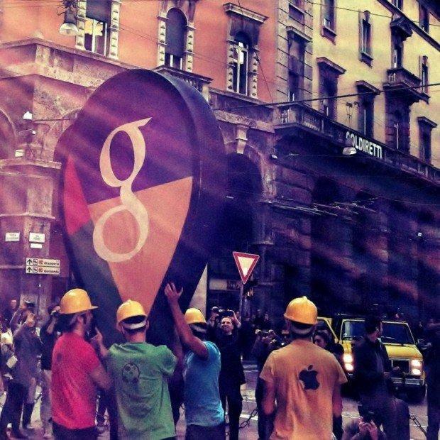 Google.bo.it: oscurato il progetto per spostare la sede Google Italia da Milano a Bologna