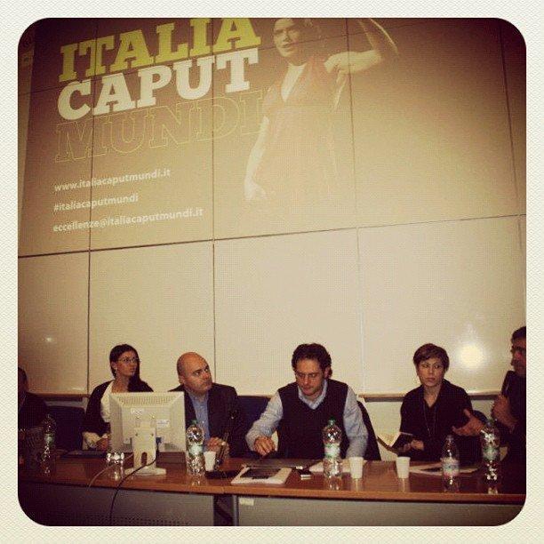 Italia Caput Mundi storytelling: lo spot