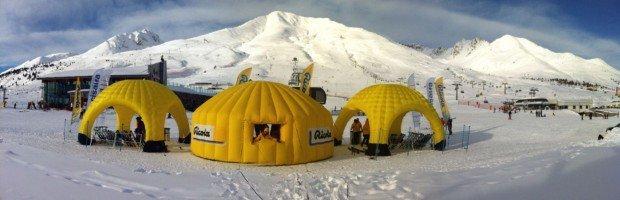 Ricola Winter Tour riscalda il tuo inverno! [EVENTO]