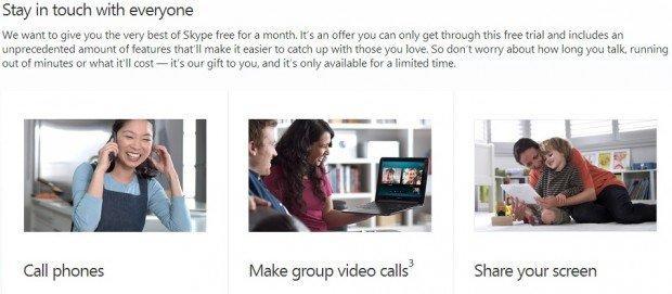 Skype Premium: in regalo un mese di chiamate internazionali!